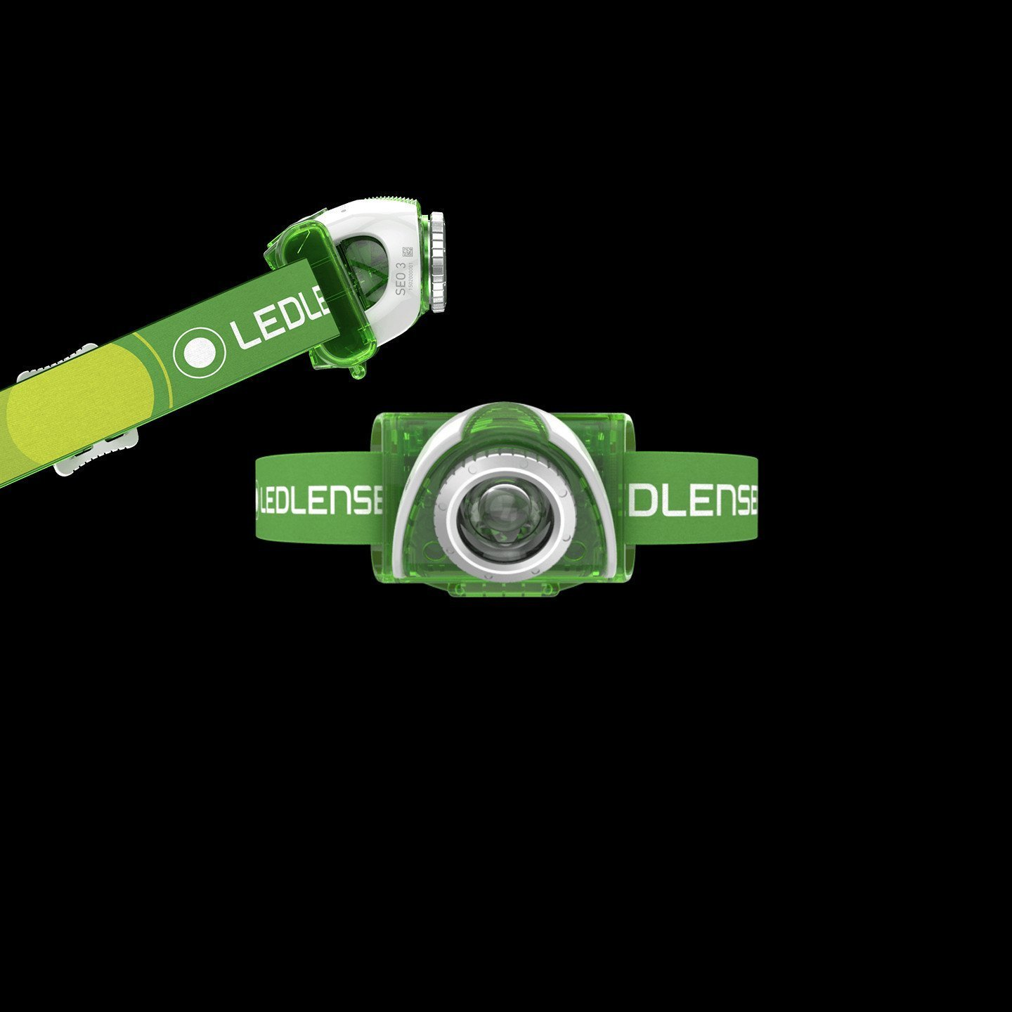 Headlamp Series  SEO3 - LED LENSER