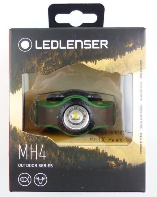 Outdoor Series  MH4 - LED LENSER