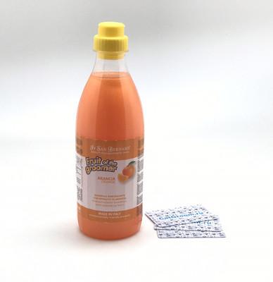 ISB Fruit of the Grommer Orange Шампунь для слабой выпадающей шерсти с силиконом 500 мл