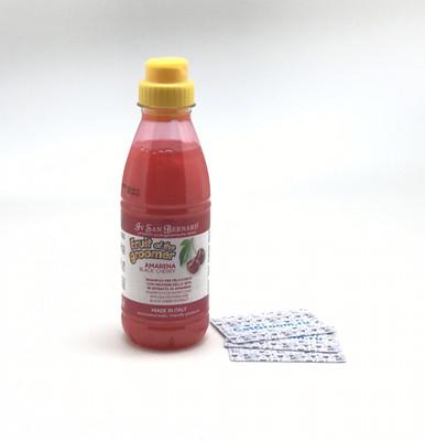 ISB Fruit of the Grommer Black Cherry Шампунь для короткой шерсти с протеинами шелка 500 мл