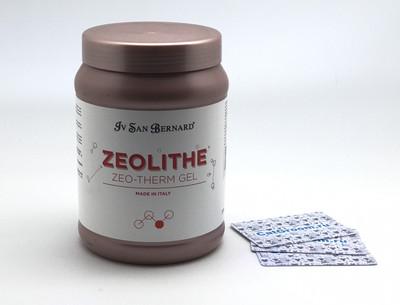 ISB Zeolithe Гель восстанавливающий поврежденную кожу и шерть Zeo Therm Gel 1 л