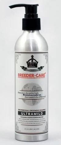 концентрированный шампунь для мордочки Breeder Care™ Professional Ultramild Shampoo 50 мл