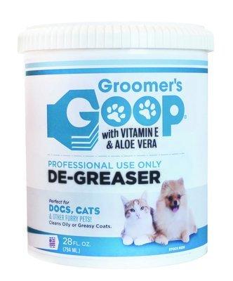 Обезжиривающая паста для шерсти Groomer's Goop Degreaser 25lbs/12 кг ведро