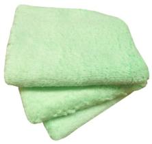 Полотенце из микрофибры с разным ворсом МФ 400 размер 100*150