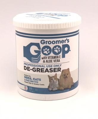 Обезжиривающая паста для шерсти Groomer's Goop Degreaser 28oz  ( 794 мл)