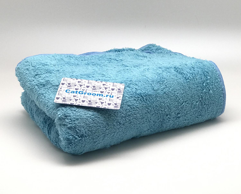 Полотенце из микрофибры МФ280-Магнетта махровое 80х100