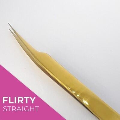 Flirty Straight Tweezers