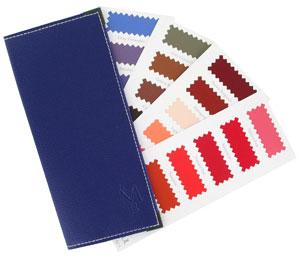Colour Me Beautiful Seasonal Wardrobe Wallet - Autumn 1230