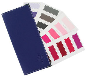 Colour Me Beautiful Seasonal Wardrobe Wallet - Winter 1222