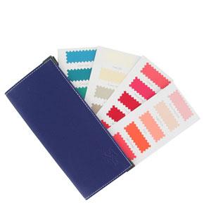 Colour Me Beautiful Seasonal Wardrobe Wallet - Spring 00003