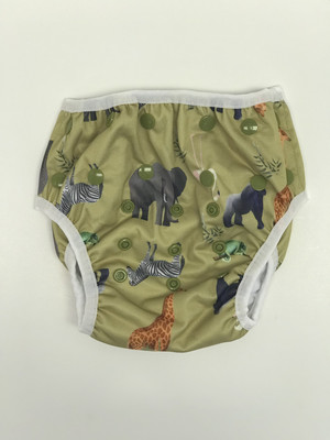 West Coast Dipes Swim Diaper