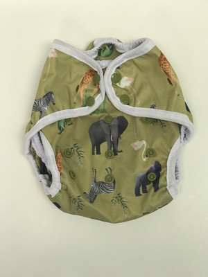 West Coast Dipes One Size Diaper Cover