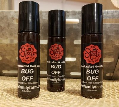 Steele Family Farm Roll On Bug Repellent
