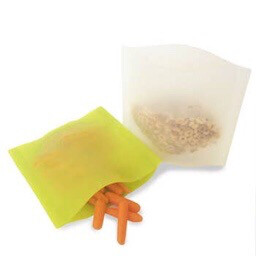 GoSili Snack Bags (2 Pack)