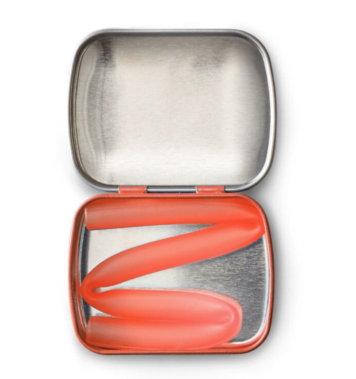 GoSili Silicone Straw In A Tin
