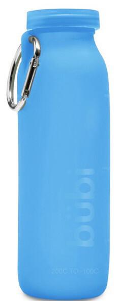Bübi Bottle: Scrunchable Water Bottle