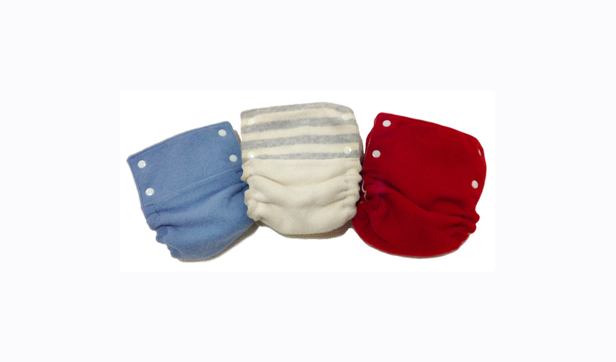 Babee Greens Cashmere Diaper Cover
