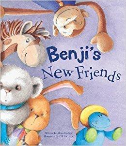 ABC Benji's New Friends