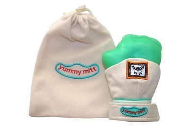 Yummy Mitt Teething Mitten - (Glows in the Dark)