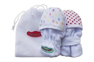 Yummy Mitt Anti Scratch Mittens for Newborns 0-3 months