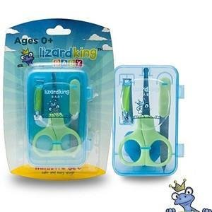 Lizard King Baby Manicure Set