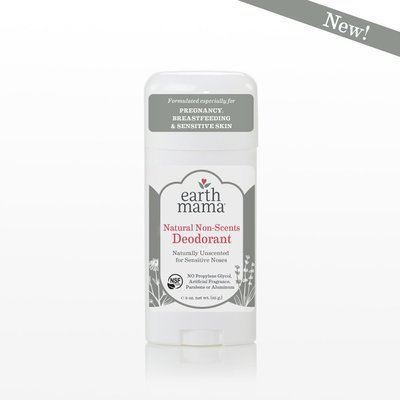 Earth Mama Organic Deodorant (Unscented)
