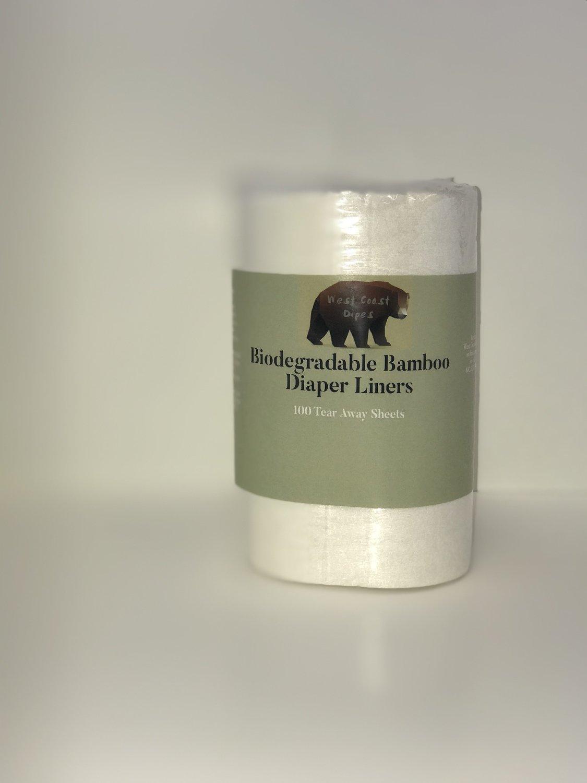 West Coast Dipes Cloth Diaper Liner Rolls