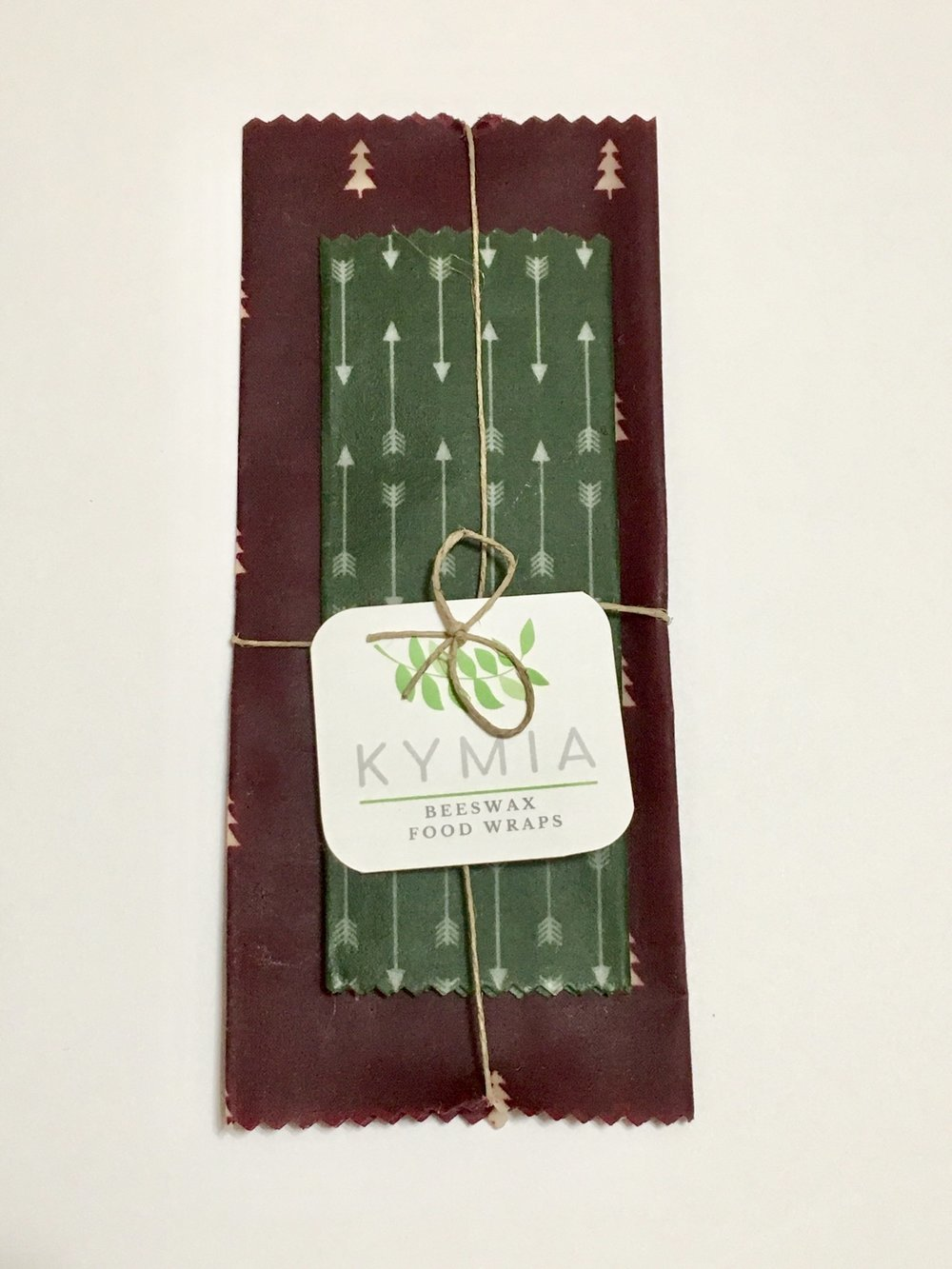 Kymia Beeswax Food Wraps
