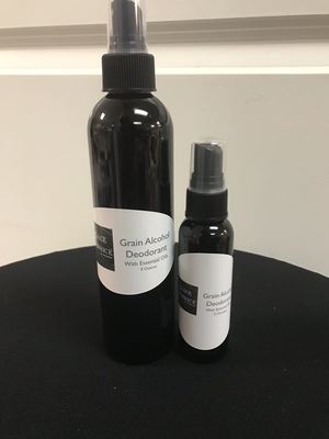 Black Licorice Natural Deodorant