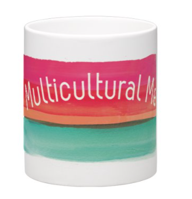 Multicultural Me Coffee Tea Beverage Mug