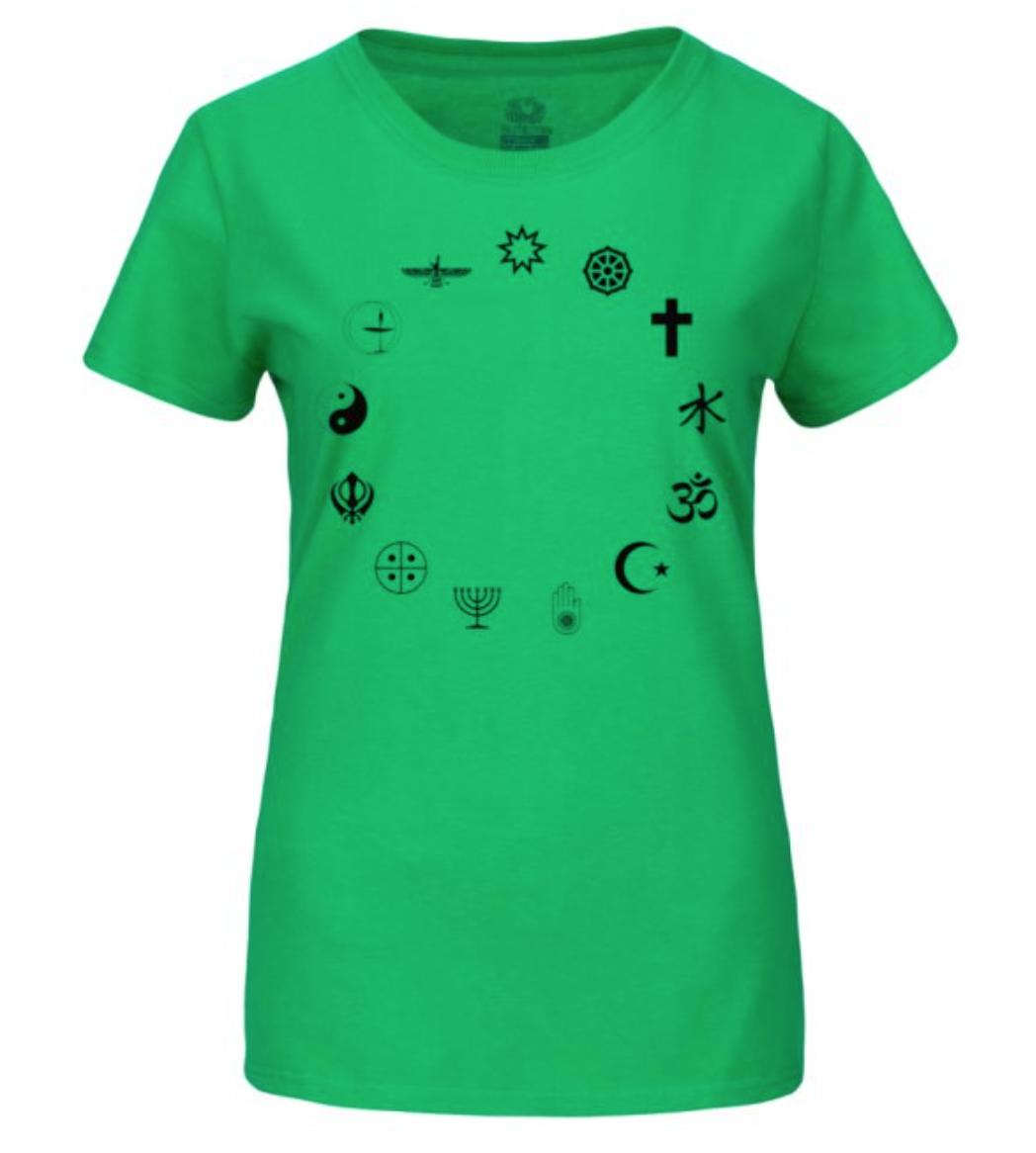 Harmony Women's Basic T-Shirt Large 00004