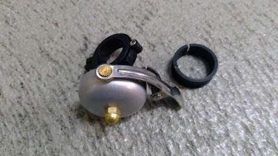 Glocke ROCKBROS 40 mm Silber 21,5 / 24,5 mm
