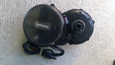 Bafang BBS02B 500 Watt Mittelmotor