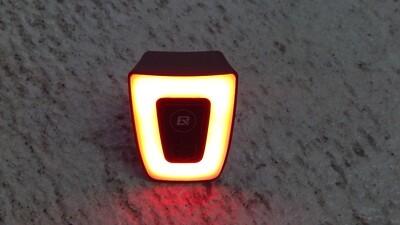 ROCKBROS Led Rücklicht TT30-WD USB Wasserdicht