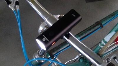 ROCKBROS Led  Vorderlicht USB Wasserdicht 400 Lumen