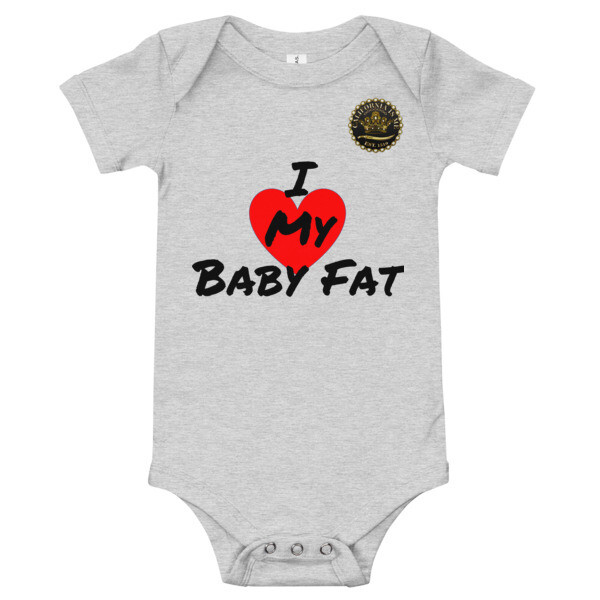 Baby Fat Super Baby Onesie CALIFORNIA IS ME EST. 1510