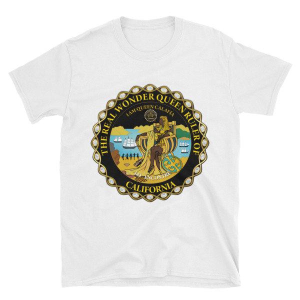 I AM QUEEN CALAFIA Unisex T-Shirt
