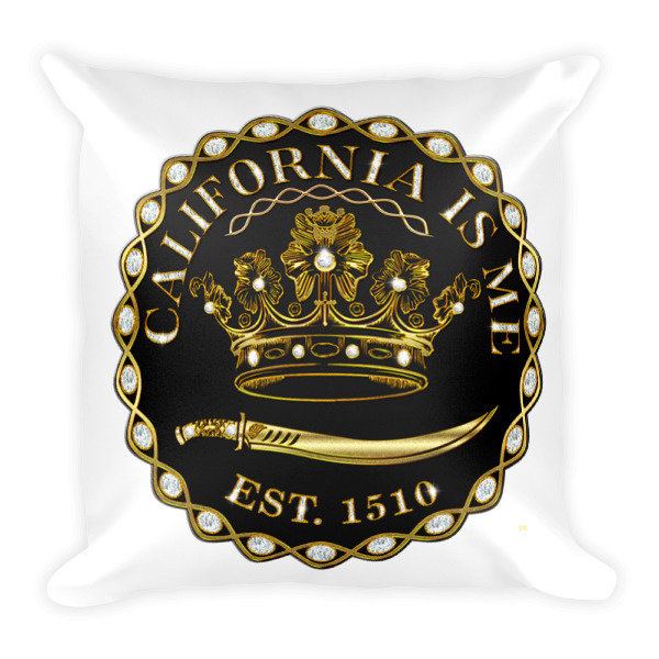 Comfort CALIFORNIA IS ME EST. 1510 Pillow