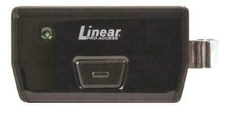 Linear Opener Remote MITR1 One Button Visor Remote