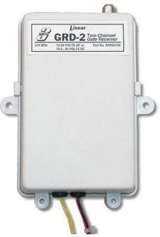 Linear Delta 3 GRD-2 Two Gate Operator Receiver