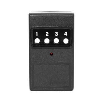 DNT00027B Linear DT-4D Four Button Remote