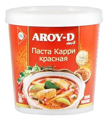 Паста карри красная, АРОЙ-Д, 400г/24