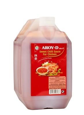 Соус сладкий чили для курицы, АРОЙ Д, канистра 5,4кг