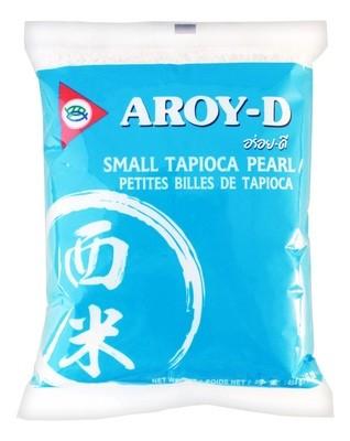 Тапиока шарики мелкие, АРОЙ-Д, пакет 454г/50