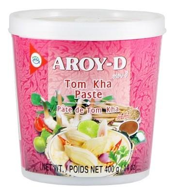 Том кха паста для супа, АРОЙ Д, пластик 400г