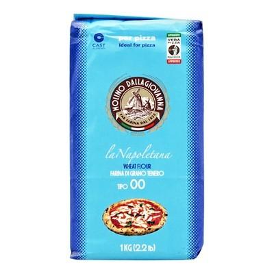 Мука для пиццы, Ла Наполитано-00, пачка 1кг