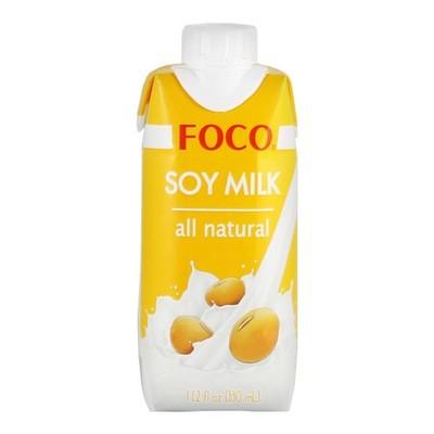 Напиток соевый, ФОКО, т/п 330мл