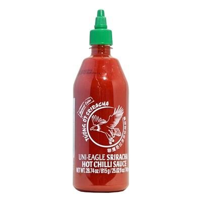Соус острый Sriracha (Шрирача, Сирача), ЮНИ ИГЛ, 815г