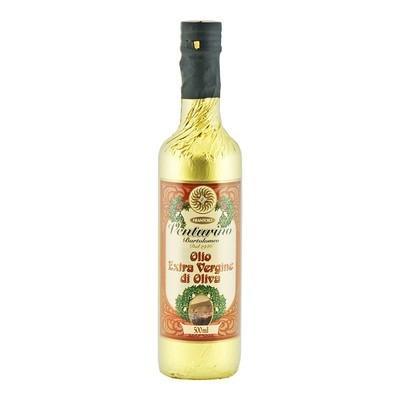 Масло оливковое э/в Либерти Модерн ВЕНТУРИНО фольга золотая 500мл
