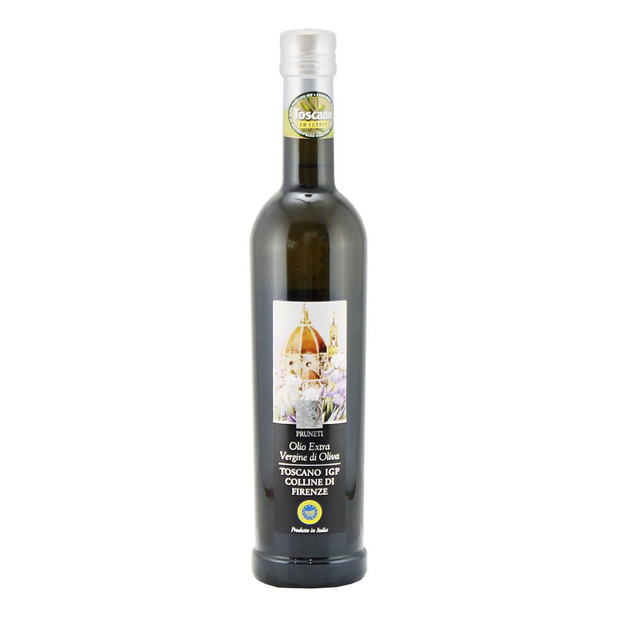 Масло оливковое э/в Тоскана I.G.P Холмы Флоренции, ПРУНЕТИ, 500мл